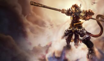 Wukong General Wukong S alt