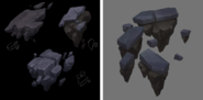 Cosmic Ruins concept 07