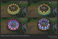 Jarvan IV PoolParty Concept 04