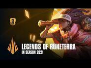 LoR in Season 2021- Dev Video - Legends of Runeterra