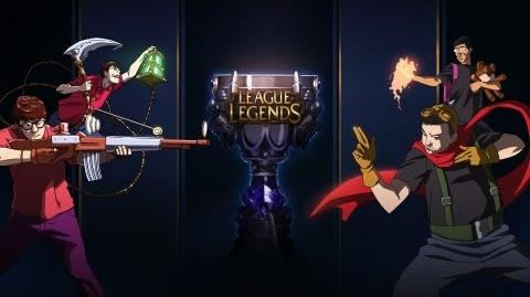 Road to the Cup- World Championship 2013 - Animation - League of Legends