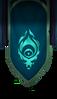 Clash Level 3 Shadow Isles Flag