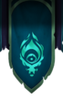 Clash Level 3 Shadow Isles Flag