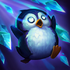 Entfesselter Pinguin Beschwörersymbol