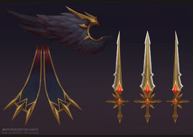 Kayle Update Eiserne Inquisitorin model 07