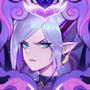 Seelenblumen-Riven Chroma Beschwörersymbol