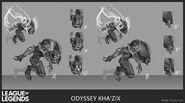 Kha'Zix Odyssey Concept 02