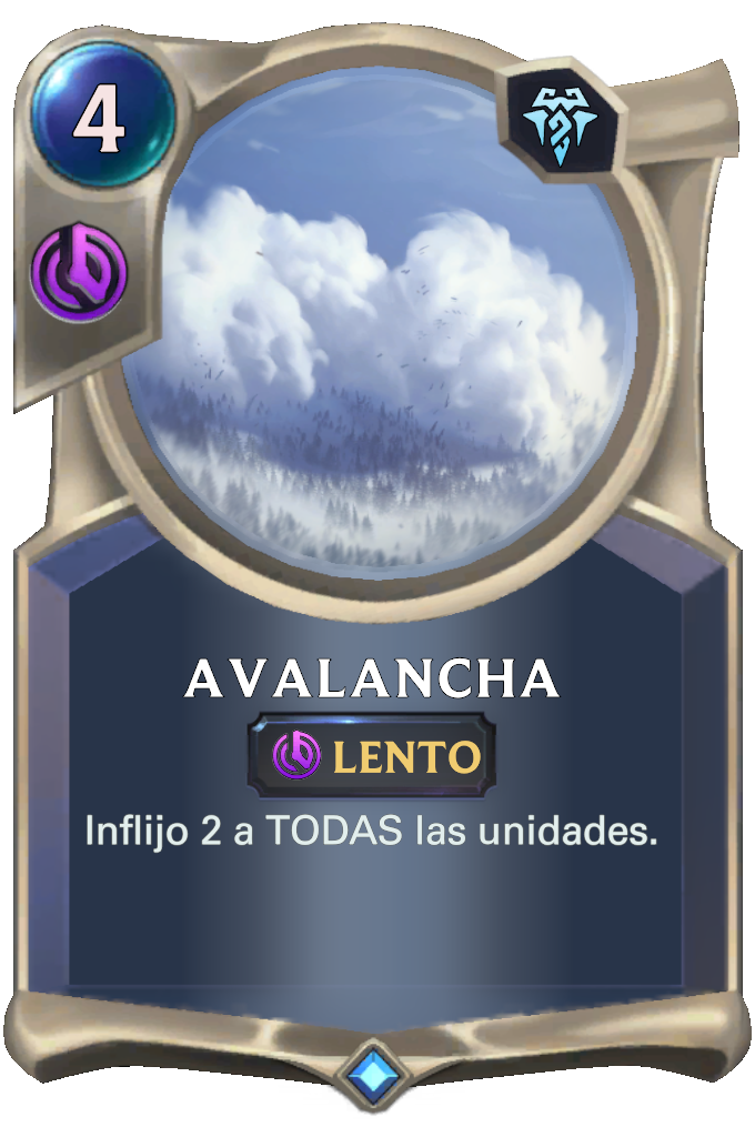 Avalancha (Legends of Runeterra)