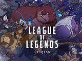 Die Geschichte von League of Legends