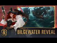 New Region- Bilgewater - Legends of Runeterra