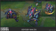 Kha'Zix Odyssey Concept 04