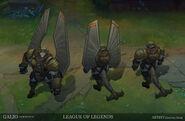 Galio Update Commando Concept 01