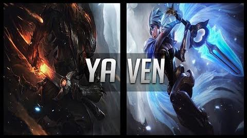 Yaven Montage - Yasuo & Riven 2017 - Best Plays 2017