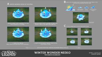 Neeko Winterwunder- Konzept 03