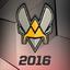 Team Vitality 2016 profileicon