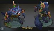 Warwick Update model 02