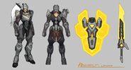 Leona PROJECT Concept 01