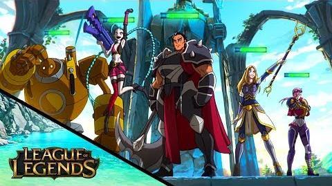 Noch eine Runde - League of Legends