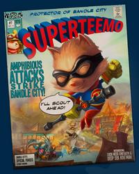 Super Teemo Promo