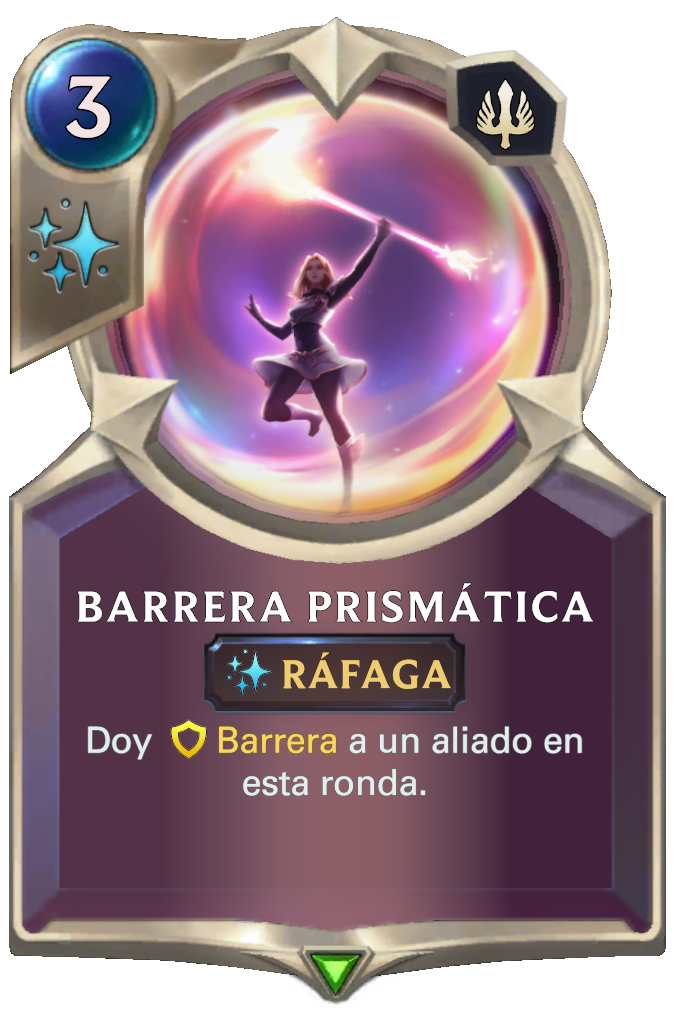 Barrera Prismática (Legends of Runeterra)