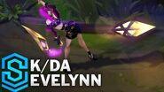 K DA-Evelynn - Skin-Spotlight