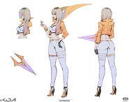 Kai'Sa PrestigeKDA concept 01