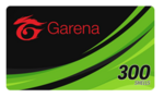 LoL Shells 300 Garena Card
