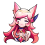 Star Guardian sticker 02