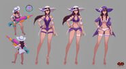 Caitlyn PoolParty concept 01