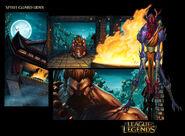 Udyr SpiritGuard Comic Concept 05