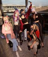 KDA ALL OUT Promo 09