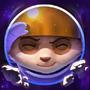 Astronaut Teemo Chroma profileicon