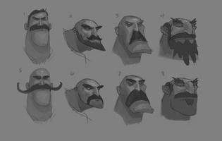 Braum Gesichtsausdrücke Exploration