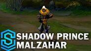 Schattenprinz Malzahar - Skin-Spotlight
