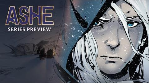 Ashe Warmother Comic Series Preview