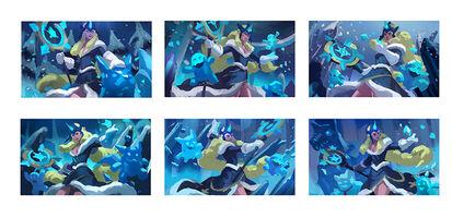 Soraka Winterwunder- Splash Konzept 01