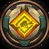 Beta Season Gold LoR profileicon circle