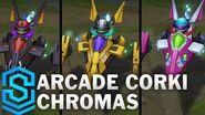 Arcade-Corki - Chroma-Spotlight