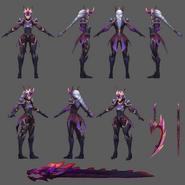 Diana Dragonslayer Model 01