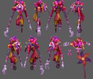 Fiddlesticks Update SurpriseParty Model 01