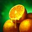 Gangplank's favorite fruit.