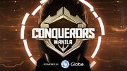 Garena Globe Conquerors Manila Promo 01.jpg