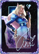 LoR The Queen SE Card Back