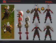 Riven Dragonblade Concept 01