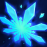 Schneeflocken Beschwörersymbol