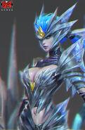 Shyvana IceDrake Concept 01