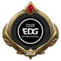 MSI 2018 EDward Gaming Emote
