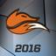 Echo Fox 2016 profileicon