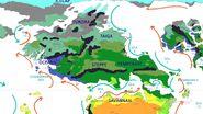 Runeterra Biome map concept 01