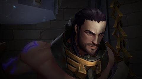 Sylas, Wyzwolony z Kajdan - Zwiastun bohatera